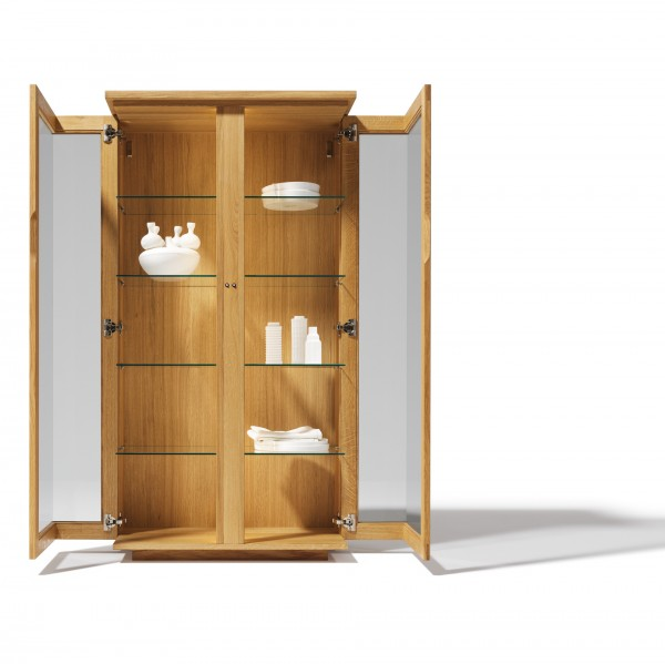 Cubus glass cabinet - Image 2
