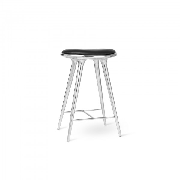 High Stool Recycled aluminum - Image 1