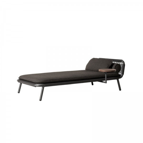 Noa Open Air lounge bed - Lifestyle