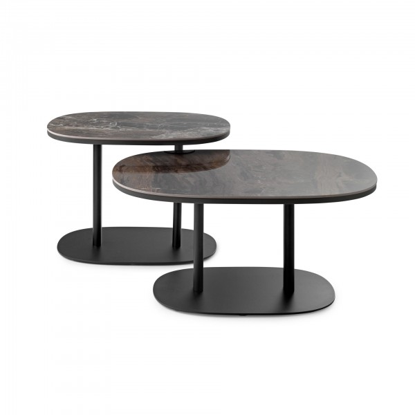 Toveri Coffee and Side Tables - Lifestyle