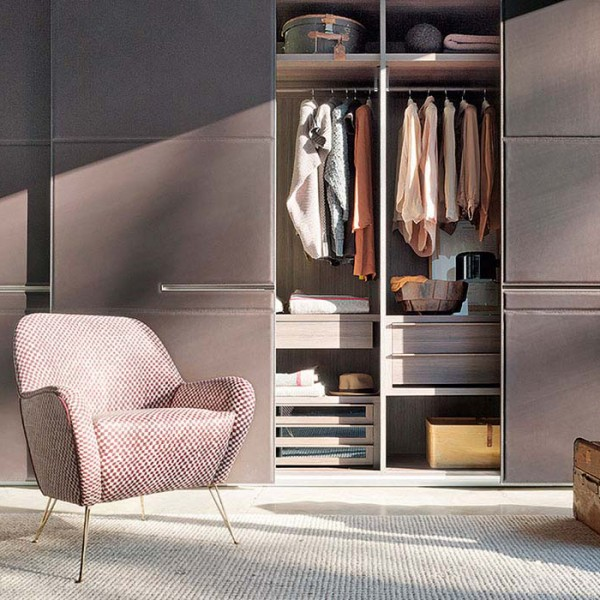 Warm sliding wardrobe - Lifestyle