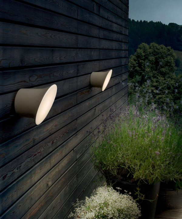 Ecran in&out wall lamp - Image 1