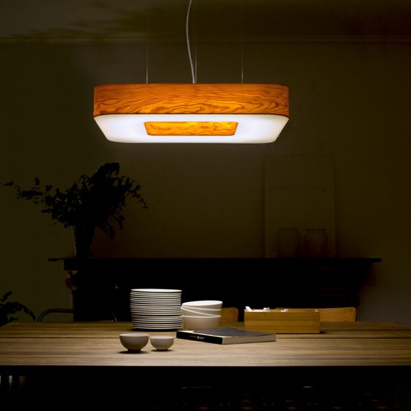 Cuad suspension lamp - Image 2