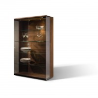 Nox glass cabinet