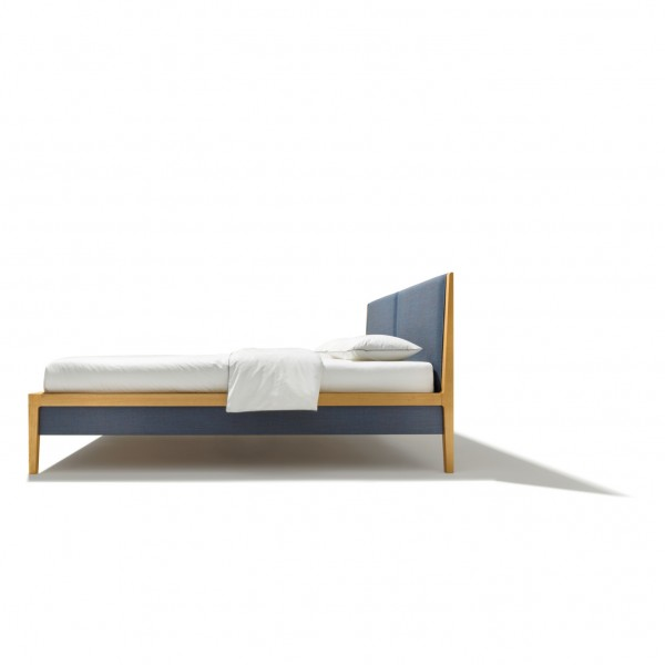 Mylon bed with upholstered headboard - Image 2
