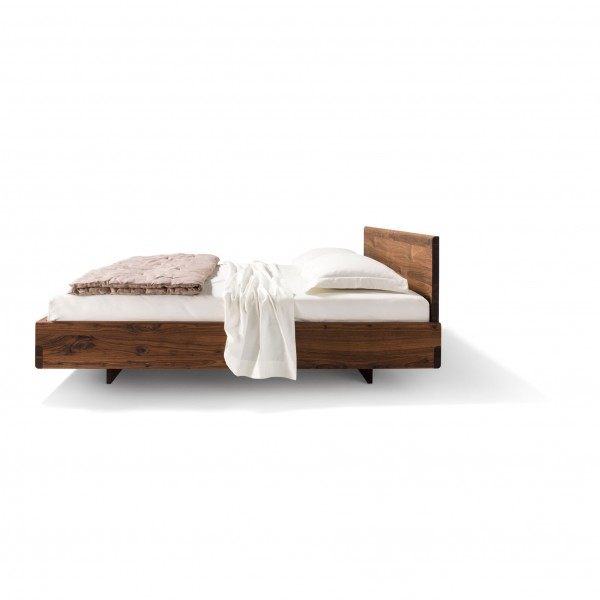 Nox bed - wooden headboard - Image 2