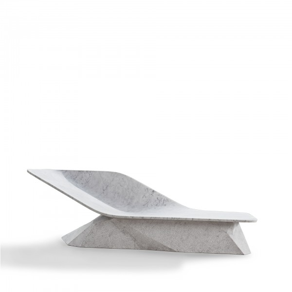 Marble Wing bench - Lifestyle