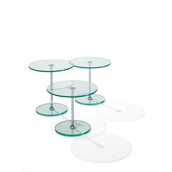 Largo 1010 Coffee and Occasional Table - Lifestyle