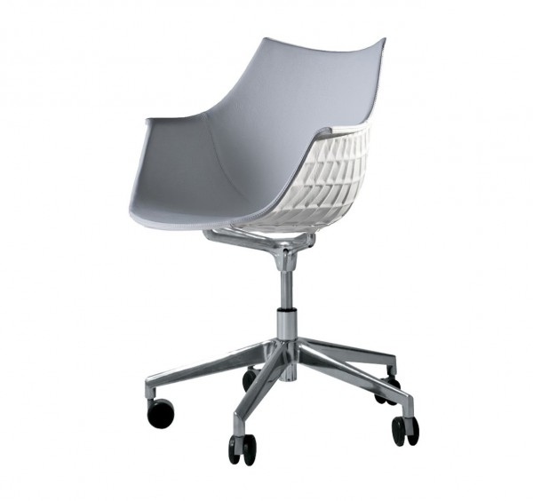 Meridiana chair on castors - Image 6