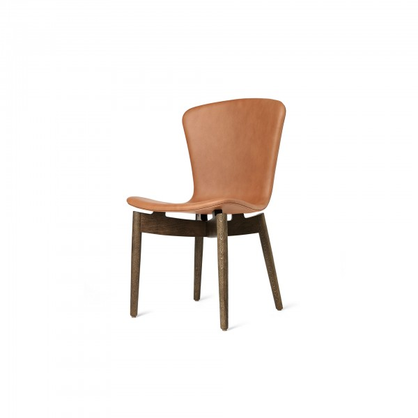 Shell Dining Chair Ultra Brandy - Image 1