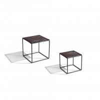 Cordula Cuoio table set