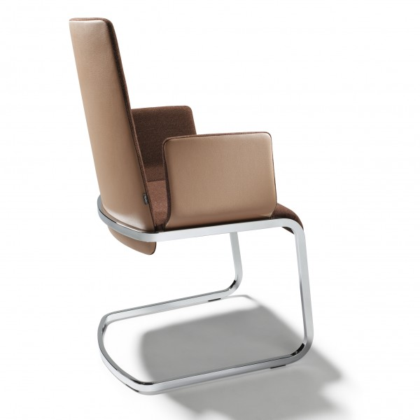 F1 Cantilever Chair - Image 7