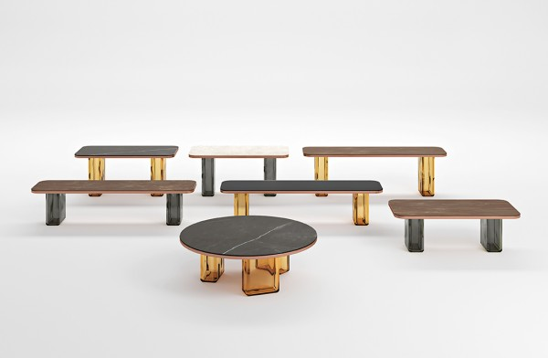 Lands coffee table - Image 1
