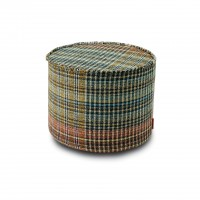 Yorkshire Cylindrical Pouf