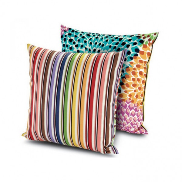 Dalia/Rainbow Outdoor Cushion - Image 1
