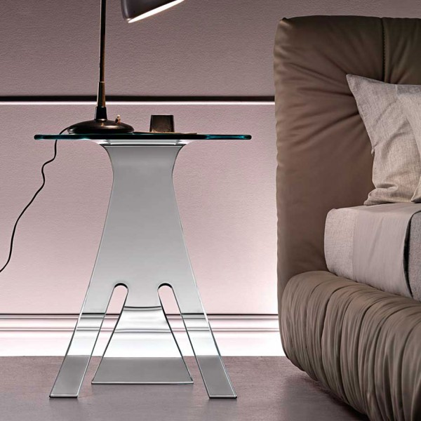 Grillo bedside table - Lifestyle