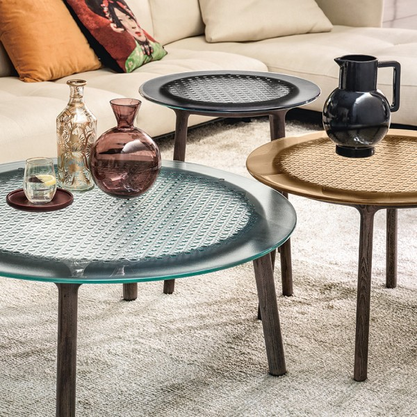 Cannage Coffee and Occasional Tables - Image 3