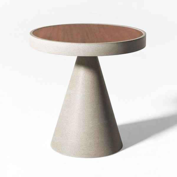 Cone Open Air low tables - Lifestyle