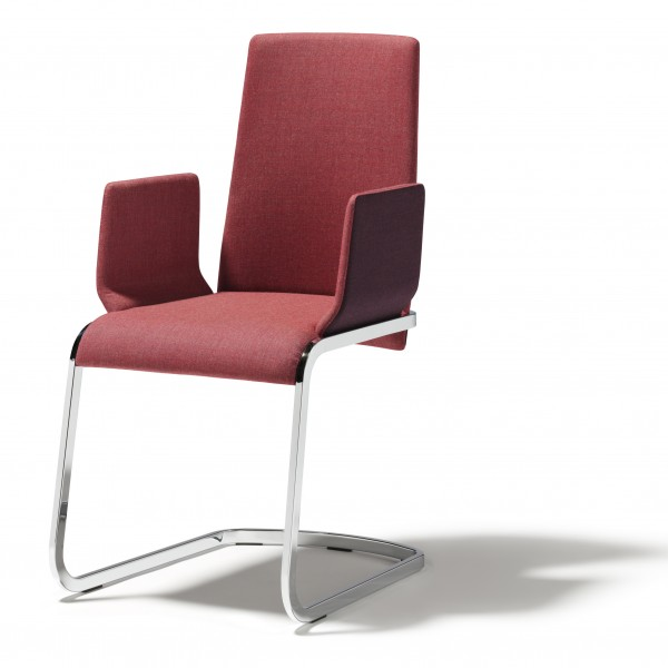 F1 Cantilever Chair - Image 6