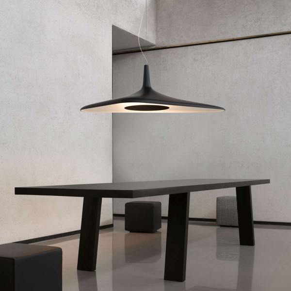 Soleil Noir suspension lamp - Lifestyle