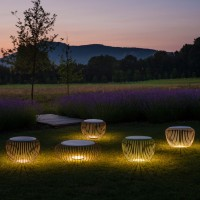 Meridiano Outdoor Floor Lamp