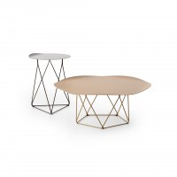 Coda side and coffee table
