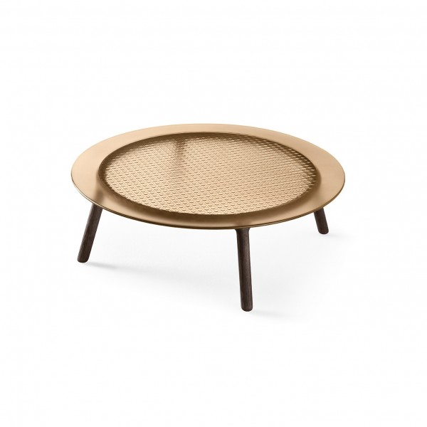 Cannage Coffee and Occasional Tables - Image 1