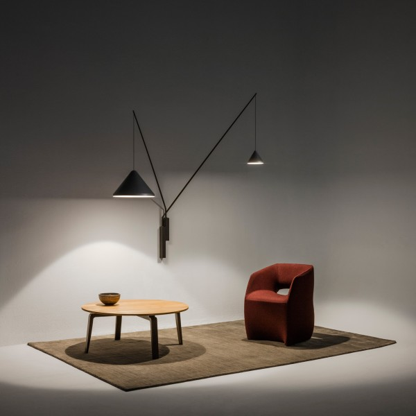 North wall lamp - Lifestyle