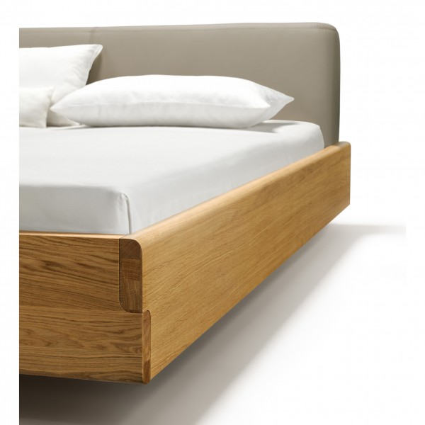 Nox bed - upholstered headboard - Image 2