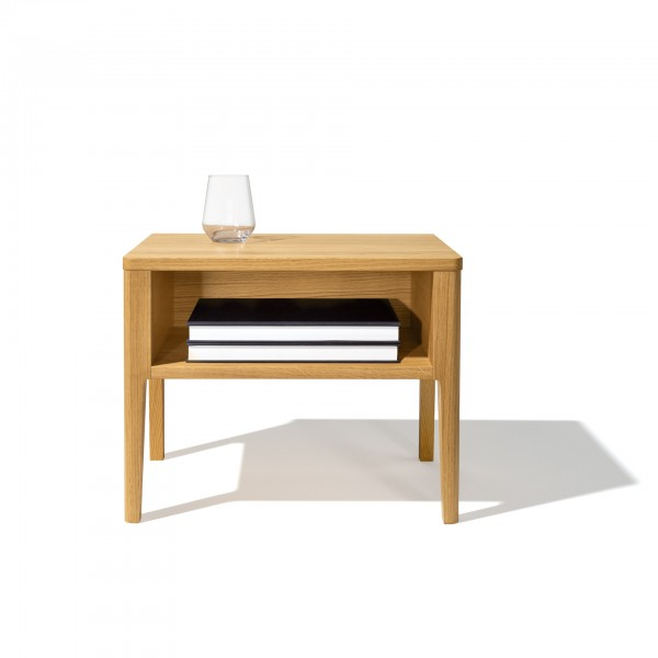 Mylon night stand open - Lifestyle