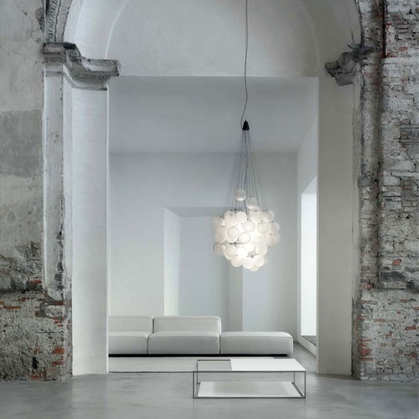 Stochastic suspension lamp - Image 1