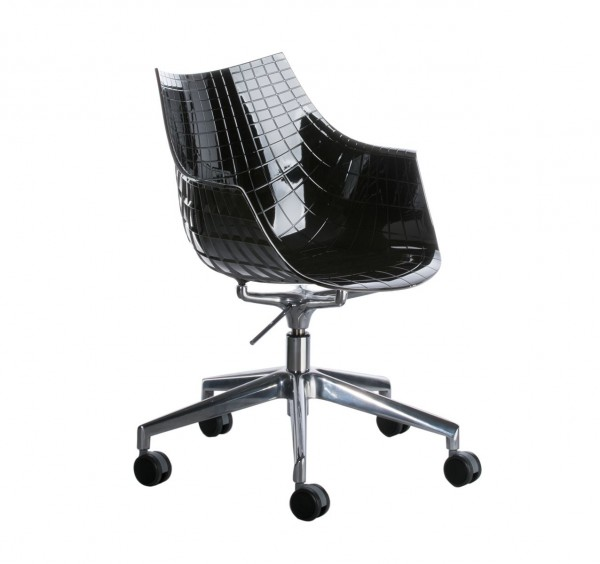 Meridiana chair on castors - Image 4