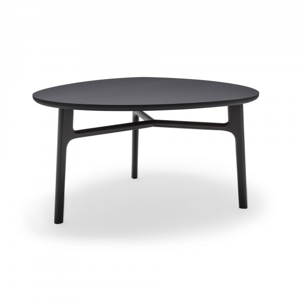 Rolf Benz 909 Angular Table with Rounded Sides - Image 1