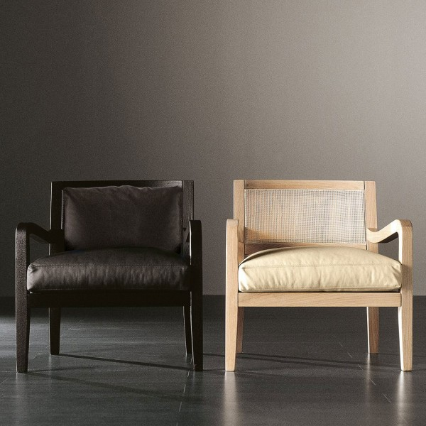 Forrest Wood armchair - Lifestyle
