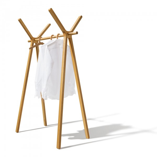Hood Clothes Rack - Image 1