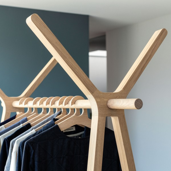 Hood Clothes Rack - Image 2