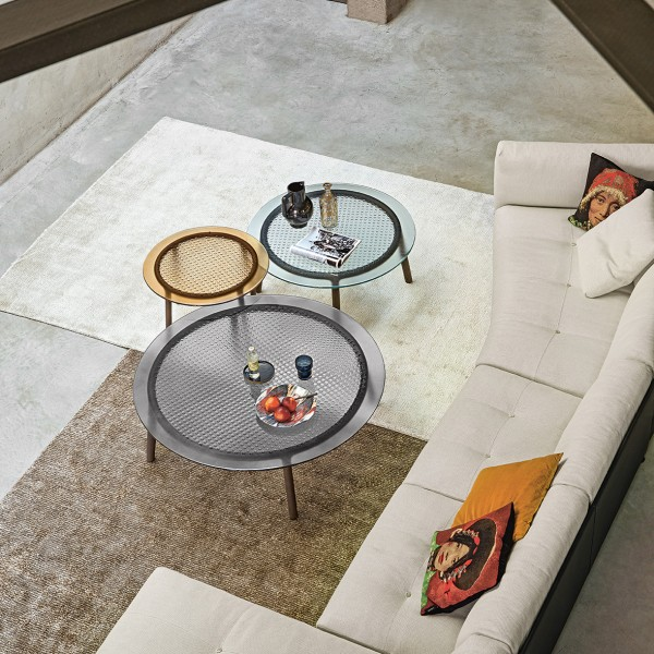 Cannage Coffee and Occasional Tables - Image 2