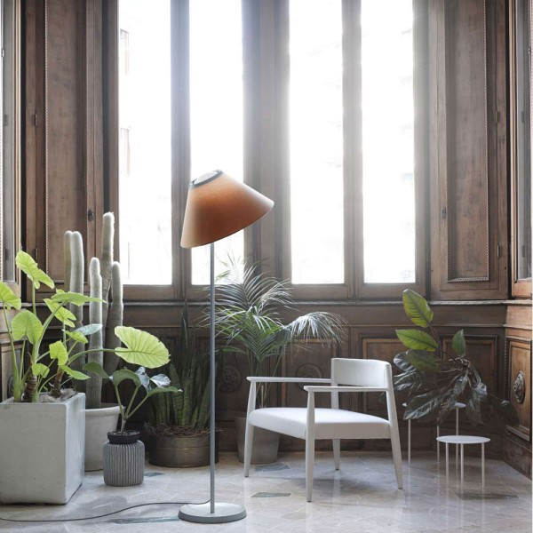 Cappuccina floor lamp - Lifestyle