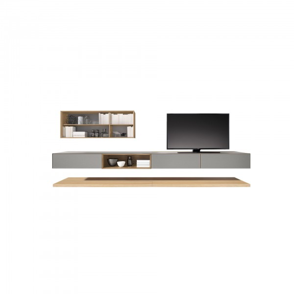 Cubus Pure Wall Units - Lifestyle