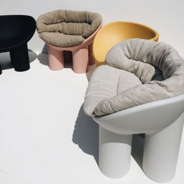 Roly Poly Indoor Outdoor Chair - Image 1