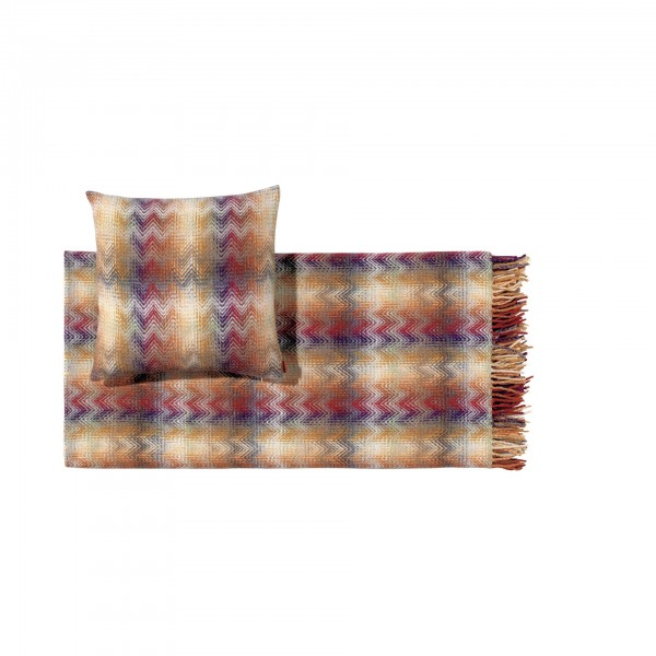 Montgomery Throw Blanket and Cushion - Image 1
