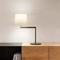 Swing table lamp