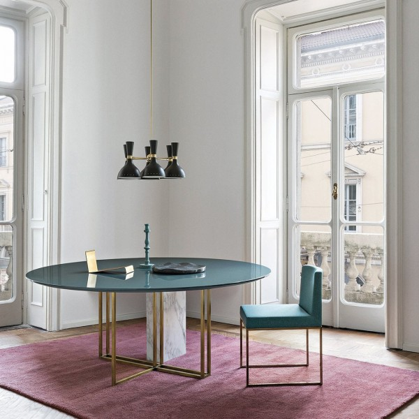 Plinto XW Editions dining table - Lifestyle