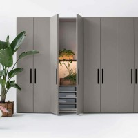 Ellevi hinged wardrobe