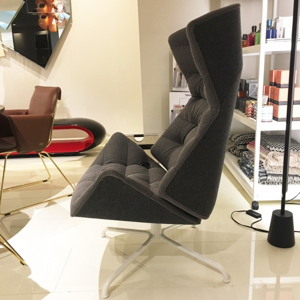 808 Reclining Armchair  - Lifestyle