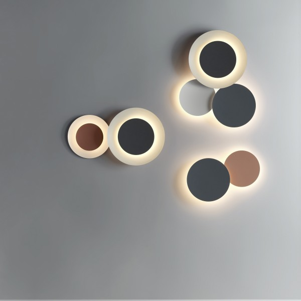 Puck Wall Art wall sconce - Lifestyle