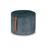 Coomba Cylindrical Pouf