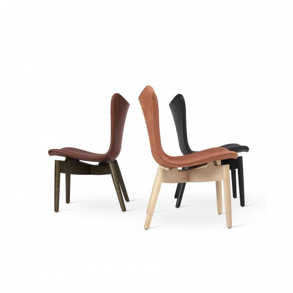 Shell Lounge Chair - Lifestyle