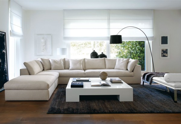 Louis Small modular sofa - Image 1