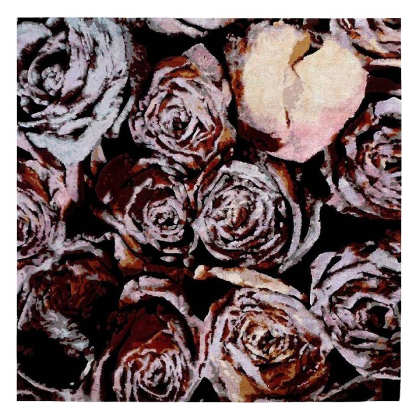 Wine and Roses, 2014 Rug - Lifestyle